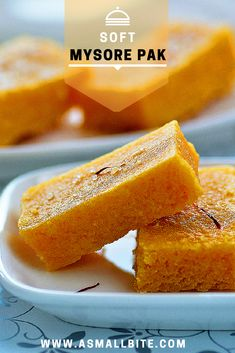 This Soft Mysore Pak recipe is another delicacy from Mysore cuisine, Karnataka. I am sharing, the soft melt in mouth Krishna sweets Mysore pak with ghee oozing out. Fun Baking Recipes, Sweets Recipes, Cooking Recipes, Diwali Snacks, Diwali Food, Indian Dessert Recipes, Indian Sweets, Laddoo Recipe, Jamun Recipe