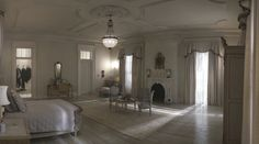 American Horror Story Coven house Set Designer Ellen Brill