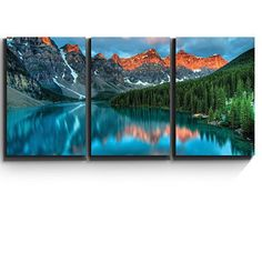 Wall26 3 Piece Canvas Print - Contemporary Art, Modern Wa