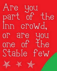 I love this quote... Christmas Printable