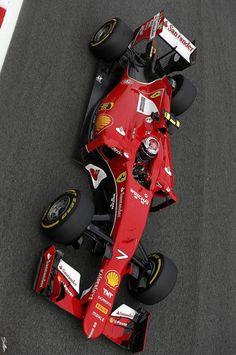 2015, Italien GP, Monza, Kimi Räikkönen