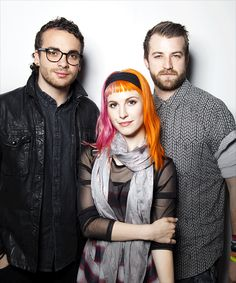 Taylor, Hayley & Jeremy... This is awesome!!