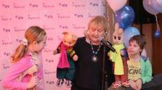 Источник: www.tvernews.ru 20 октября в тверской детской больнице №2 прошла благотворительная акция в рамках проекта «Мир без слез».