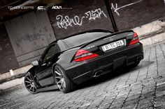 SL 65 AMG Black Series
