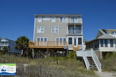 Surfside Beach Rental Beach Home: Ultimate Pearl | Myrtle Beach Vacation Rentals by Dunes Realty