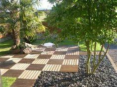 backyard patio ideas | Easy Backyard Patio Designs