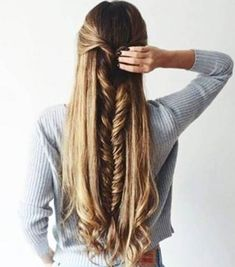 HAIRSTYLE TRENDS! ............ How To Get The Best Rose Bun, Goddess, Dutch, Fishtail Crown & Box Braids --- See Tutorials below >>>