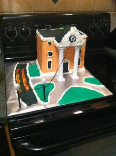 La gâteau de fête le plus cool de l'histoire - Back to the Future cake