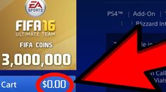 YOU'LL NEVER PAY FOR COINS AFTER WATCHING THIS... (Fifa 16)