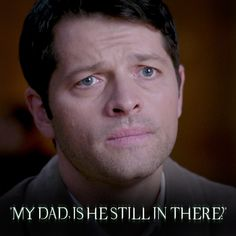 The soul of Jimmy Novak is in a much better place. Catch an encore episode of Supernatural tonight at 9/8c, and watch free episodes on CWTV.com! Supernatural Baby, Castiel, Claire Novak, Action Tv Shows, Losing People, Free Episodes, Television Program, Handsome Actors, Super Natural