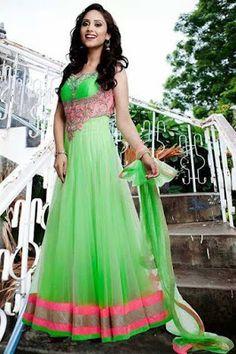 Latest Frocks designs 2015 | Dresses ~ All Fashion Tipz