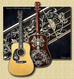 C F Martin D-100, the 1 million th guitar