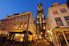 Servetstraat + Domtoren Utrecht