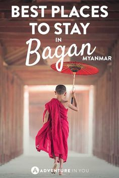 Bagan Myanmar | Looking for where to stay in Bagan? Here are our tips for the best hostels and hotels to stay in