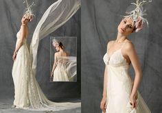 Vestidos de casamento do vintage de YolanCris - Parte 2 .. Discussão sobre LiveInternet - Serviço diário russo on-line