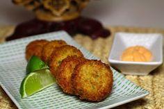 Thai Crab Cakes via The Sweet & Sour Chronicles >> #WorldMarket Global Gourmet #Recipe