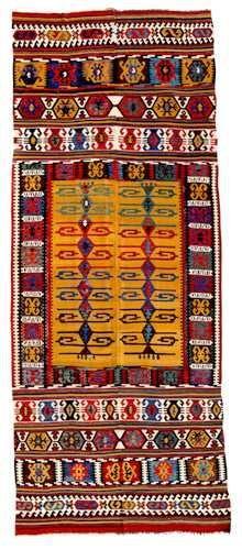 Kelim from Turkey Love the bright colors Textiles, Red Rugs, Turkish Kilim Rugs, Tribal Rug, Persian Carpet, Rugs On Carpet, Vintage Rugs, Lana, Istanbul