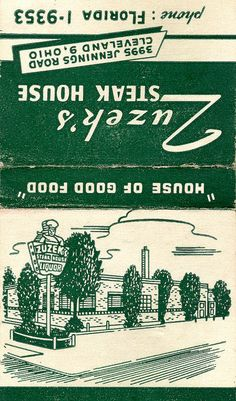 Zuzek's Steak House