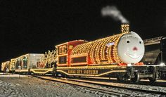 Best Polar Express Train Rides - Christmas Train Ride
