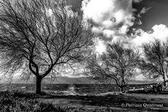 Il mare d'inverno - Foto scattata da Patrizia Quattrone con α7 II e SEL2870.  Pagina Facebook: https://www.facebook.com/patriziaquattronefotografie/