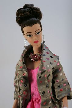 "OOAK ""Think Pink"" by Dan Lee 1 