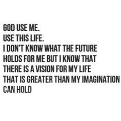 ❤️ #Faith #MyPurpose