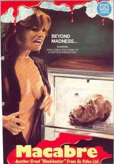 SHOCK riffs on the 1980 Lamberto Bava head-trip MACABRE. All Horror Movies, 18 Movies, Classic Horror Movies, Horror Films, Scary Movies, Cult Movies, Horror Movie Posters, Movie Poster Art, Book Posters