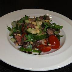 Thai-Rindfleischsalat Rezept | Küchengötter