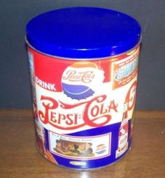 Pepsi Is It On Pinterest Pepsi Cookie Jars And Diet