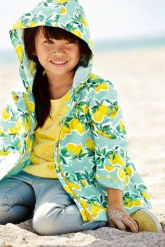 Buy Lemon Printed Technical Jacket online today at Next: United States of America Girl Fashion, Mens Fashion, Lemon Print, Kids Coats, Next Uk, Uk Online, Latest Fashion For Women, Raincoat, Prints