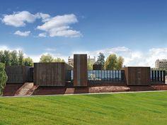 Museo con ritmo en las fachadas - Noticias de Arquitectura - Buscador de Arquitectura