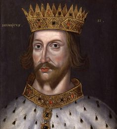 Henry II, first Plantaganet King of England, was crowned at Westminster Abbey, London, on this day 19th December 1154