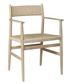 snygga stolar Brdr Kruger Stol Outdoor Chairs, Dining Chairs, Outdoor Furniture, Outdoor Decor, Furniture Design, Home Decor, Decorations, Decoration Home, Room Decor
