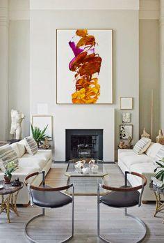 Wall art,living room /Artwork by: Khalid Shahin