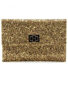 Shop the best glittery bags for the season, here: