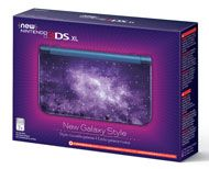 Nintendo NEW 3DS XL - Galaxy Style for Nintendo 3DS | GameStop