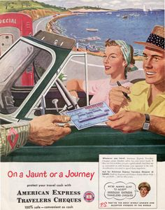 Vintage Advertisements, Vintage Ads, Mad Men, Traveling By Yourself, Advertising, Retro, American, Dandy, Illustrations