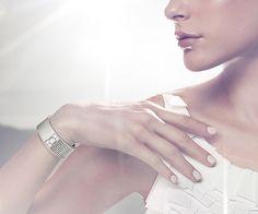 Intervalle Wide Bangle - Jewelry - Swarovski Online Shop