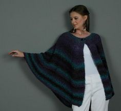 Free cape knitting pattern this traditionally styled cape is warm swirly striped cape knitting patterns freeknit dt1010fo