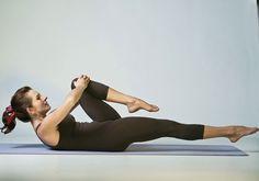 BOA FORMA - Os 4 Melhores Movimentos Do Pilates Para Desenhar O Abdômen