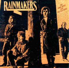 Rainmakers, The  - The Good News And The Bad News NL 1989 Lp mint