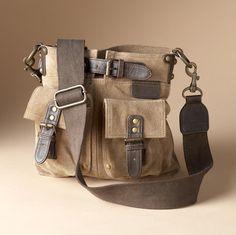 WORLD EXPLORER BAG - Hand Bags & Purses - Bags - Women | Robert Redford's Sundance Catalog - StyleSays