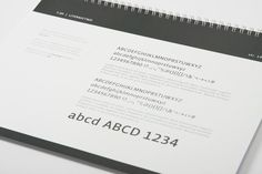 EDITEUM by artentiko. , via Behance --- Style Guide