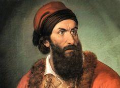 Παπαφλέσσας (1786 – 1825) Greek History, In Ancient Times, Revolution, Greece, Hero, World, Painting, Posts, Tattoo
