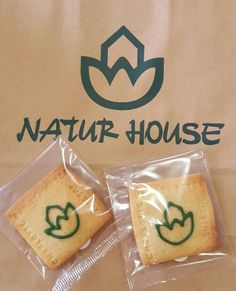 Icing cookies for a diet brand By #maisongermain, #Nantes, #france