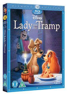 Lady & The Tramp Diamond edition DVD