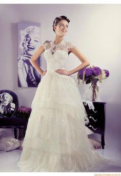 Romantisches  & Traumhaft Elegante Brautkleider