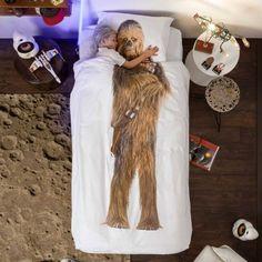 Snurk Bettwäsche Chewbacca online kaufen ➜ Bestellen Sie Bettwäsche Chewbacca versandkostenfrei für nur 64,95€ im design3000.de Online Shop!