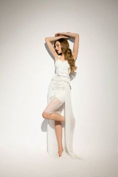 Grab your wings and fly away with the Angel Dress