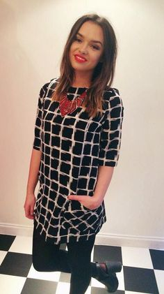 New in & stylish! Get this shift dress in store or online http://www.maryandmilly.co.uk  with FREE UK shipping!
